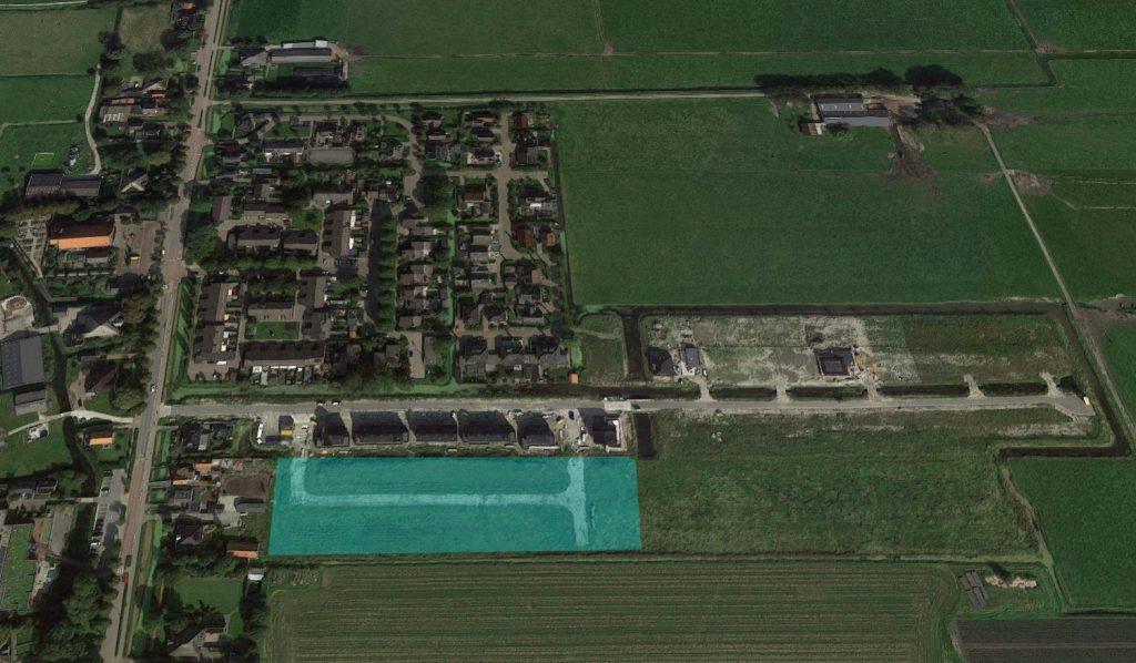 Plangebied Zwaagdijk-Oost